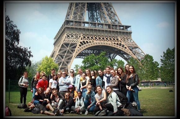 Visite à Paris de la filière Accompagnement, Soins et Services à la Personne (ASSP)